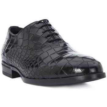 Čevlji  Moški Čevlji Derby Eveet CROCCO NERO Nero