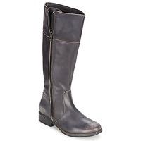 Čevlji  Ženske Mestni škornji    Esprit JONA BOOT Črna