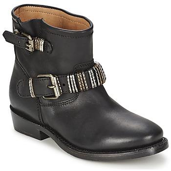 Čevlji  Ženske Polškornji Ash VICK Črna