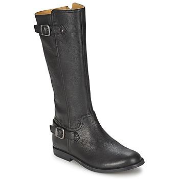 Čevlji  Deklice Mestni škornji    Start Rite GALLOP Črna
