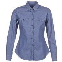 Oblačila Ženske Srajce & Bluze Yurban FERVINE Modra
