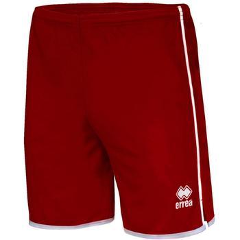 Oblačila Moški Kratke hlače & Bermuda Errea Short  Bonn grenat
