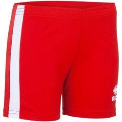Oblačila Ženske Kratke hlače & Bermuda Errea Short femme  Amazon rouge/blanc