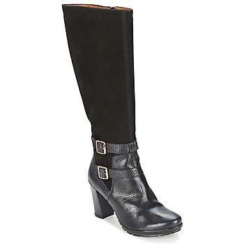 Čevlji  Ženske Mestni škornji    Hispanitas ARIZONA Črna