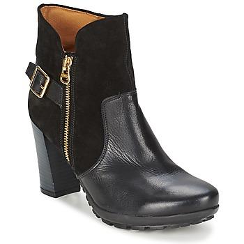 Čevlji  Ženske Gležnjarji Hispanitas ARIZONA Črna
