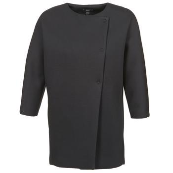 Oblačila Ženske Plašči Mexx 6BHTJ003 Črna