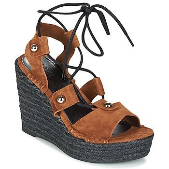 Čevlji  Ženske Sandali & Odprti čevlji Sonia Rykiel 622908 Tabac