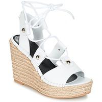 Čevlji  Ženske Sandali & Odprti čevlji Sonia Rykiel 622908 Bela