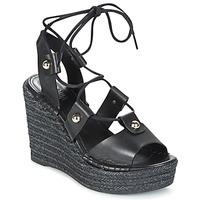 Čevlji  Ženske Sandali & Odprti čevlji Sonia Rykiel 622908 Črna