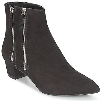 Čevlji  Ženske Gležnjarji Nine West TUNIC Črna
