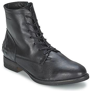Čevlji  Ženske Polškornji Redskins SOTTO Črna