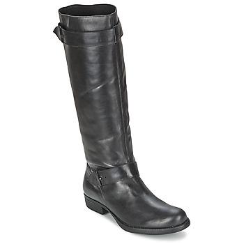 Čevlji  Ženske Mestni škornji    One Step IANNI Črna