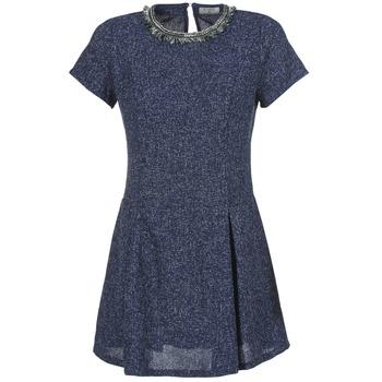 Oblačila Ženske Kratke obleke Betty London FLINATE Modra