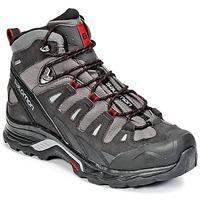 Čevlji  Moški Pohodništvo Salomon QUEST PRIME GTX® Siva / Črna / Rdeča