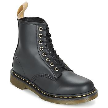 Čevlji  Polškornji Dr Martens VEGAN 1460 Črna