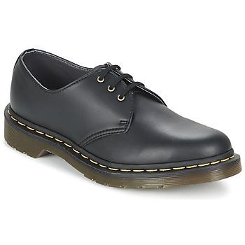Čevlji  Čevlji Derby Dr Martens VEGAN 1461 Črna