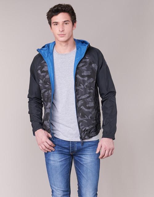 Oblačila Moški Jakne Armani jeans MIRACOLA Siva