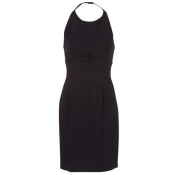 Oblačila Ženske Kratke obleke Armani jeans ODIALINA Črna