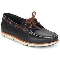 Čevlji  Moški Mokasini & Jadralni čevlji Timberland TIDELANDS 2 EYE Modra