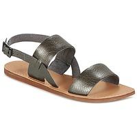 Čevlji  Ženske Sandali & Odprti čevlji Timberland CAROLISTA SLINGBACK Siva