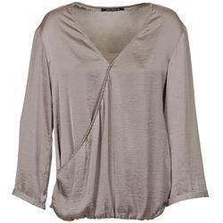 Oblačila Ženske Topi & Bluze Fornarina CORALIE Taupe