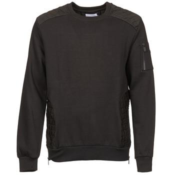 Oblačila Moški Puloverji Eleven Paris KOUK Črna