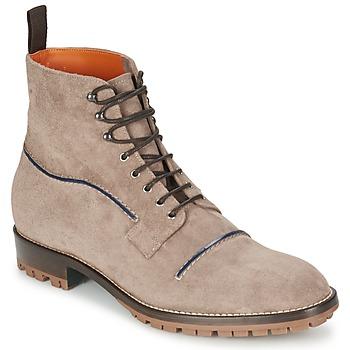 Čevlji  Moški Polškornji Etro E174 Taupe