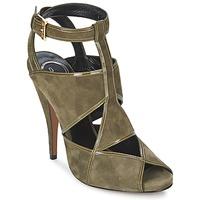 Čevlji  Ženske Sandali & Odprti čevlji Etro 3025 Kaki