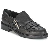 Čevlji  Ženske Čevlji Derby Etro 3096 Črna