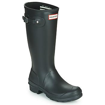 Čevlji  Otroci škornji za dež  Hunter ORIGINAL KIDS Črna
