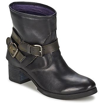 Čevlji  Ženske Gležnjarji Kdopa TRACY Črna