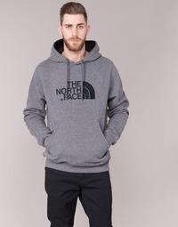 Oblačila Moški Puloverji The North Face DREW PEAK PULLOVER HOODIE Siva