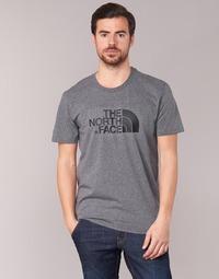Oblačila Moški Majice s kratkimi rokavi The North Face EASY TEE Siva