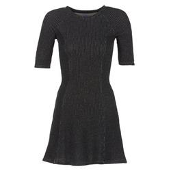 Oblačila Ženske Kratke obleke Loreak Mendian ZENIT Črna