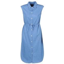 Oblačila Ženske Dolge obleke Loreak Mendian BAT ARKANSAS Modra