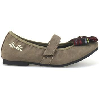 Čevlji  Deklice Balerinke Lulu Balerinke AH262 Bež