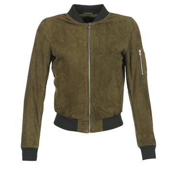 Oblačila Ženske Usnjene jakne & Sintetične jakne Redskins NAAS Kaki
