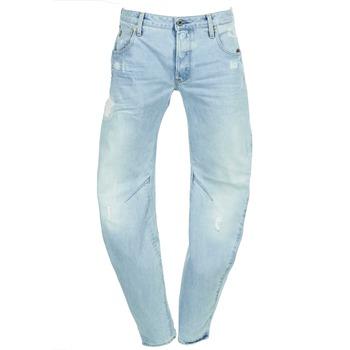 Oblačila Moški Jeans straight G-Star Raw ARC 3D Džínová modř