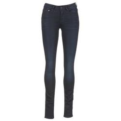 Oblačila Ženske Jeans skinny G-Star Raw 3301 HIGH SKINNY Modra