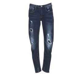 Oblačila Ženske Jeans boyfriend G-Star Raw ARC 3D LOW BOYFRIEND Modra / Brut