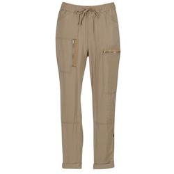 Oblačila Ženske Lahkotne hlače & Harem hlače G-Star Raw POWEL UTILITY 3D SPORT Bež