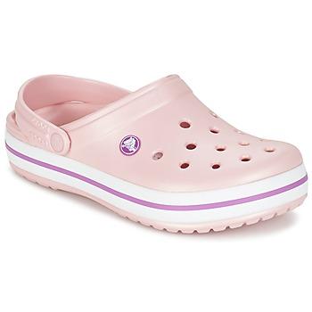Čevlji  Cokli Crocs CROCBAND Rožnata