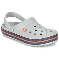 Čevlji  Cokli Crocs CROCBAND Siva