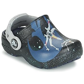 Čevlji  Dečki Cokli Crocs Crocs Funlab STarwars Clog niebieski