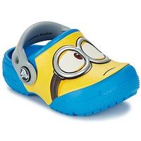 Čevlji  Otroci Cokli Crocs Crocs Funlab Despicalbe me 3 Modra