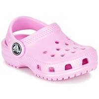 Čevlji  Otroci Cokli Crocs Classic Clog Kids Rožnata