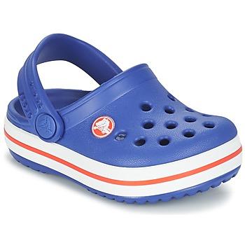 Čevlji  Otroci Cokli Crocs Crocband Clog Kids Modra