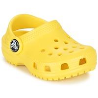 Čevlji  Otroci Cokli Crocs Classic Clog Kids Rumena