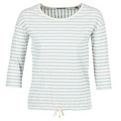 Oblačila Ženske Topi & Bluze Marc O'Polo GRASSIRCO Bela / Modra