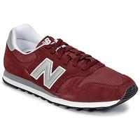 Čevlji  Moški Nizke superge New Balance ML373 Bordo